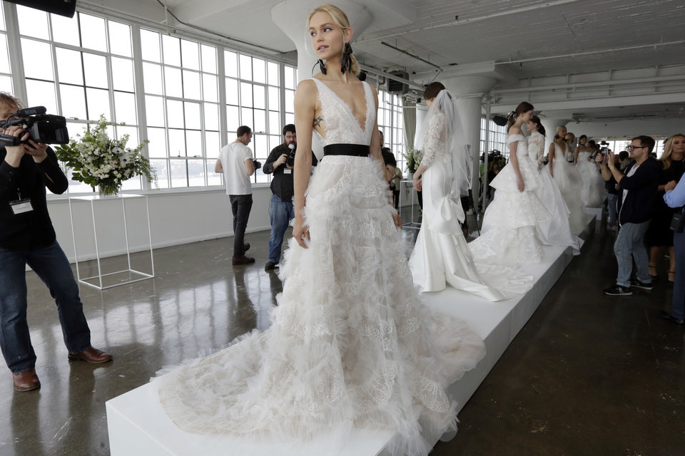 Wedding Dress Stores In Nyc 57 Superb In this April photo