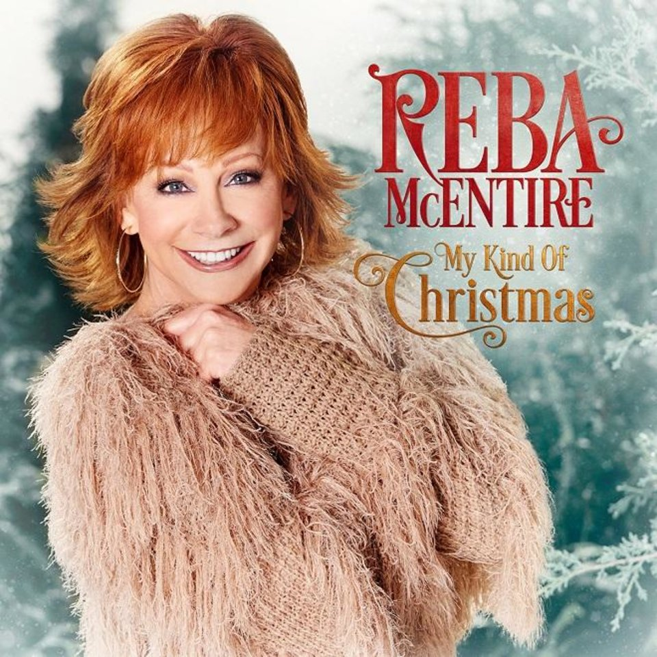 Video: Reba McEntire re-releases holiday album \'My Kind of Christmas\'
