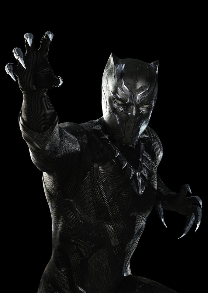 Photo -  Black Panther from Marvel's