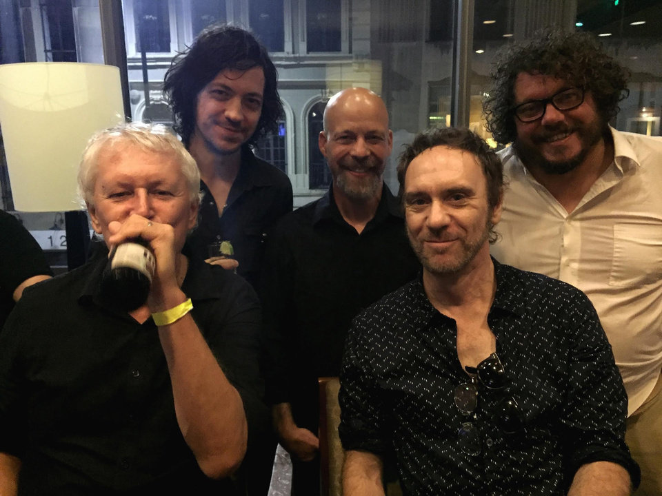 Photo - Guided By Voices circa 2016. [Photo provided]