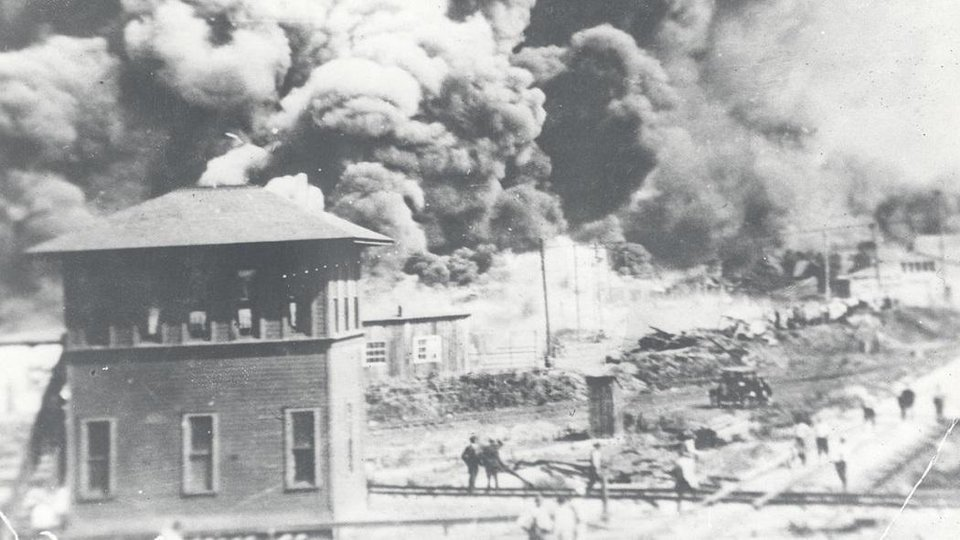 Photo - The Tulsa Race Massacre was investigated on Sunday's episode of