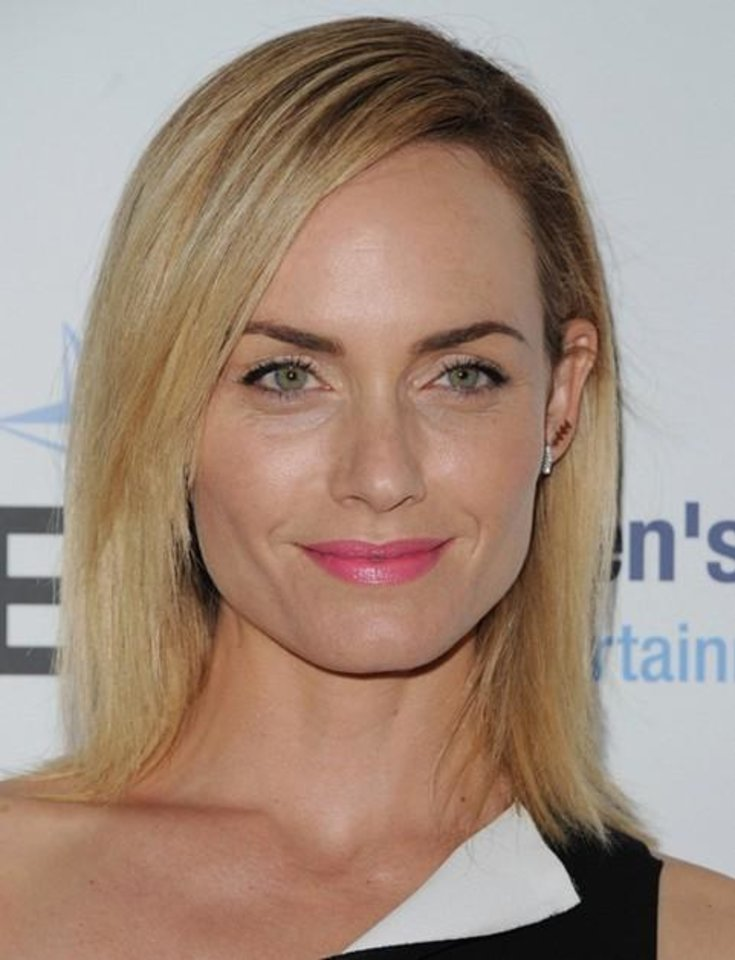Supermodel Amber Valletta grew up in Tulsa. (Getty Images)