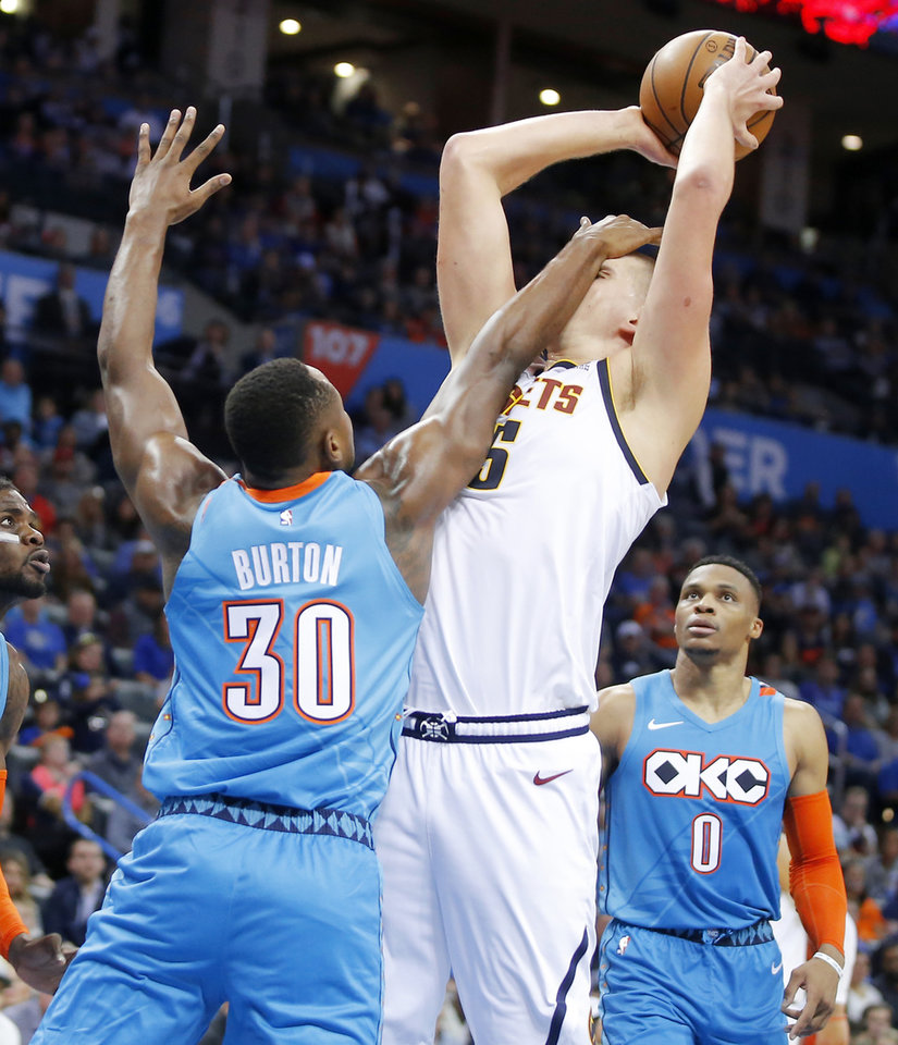 Thunder's Shooting Struggles Not All On Russell Westbrook