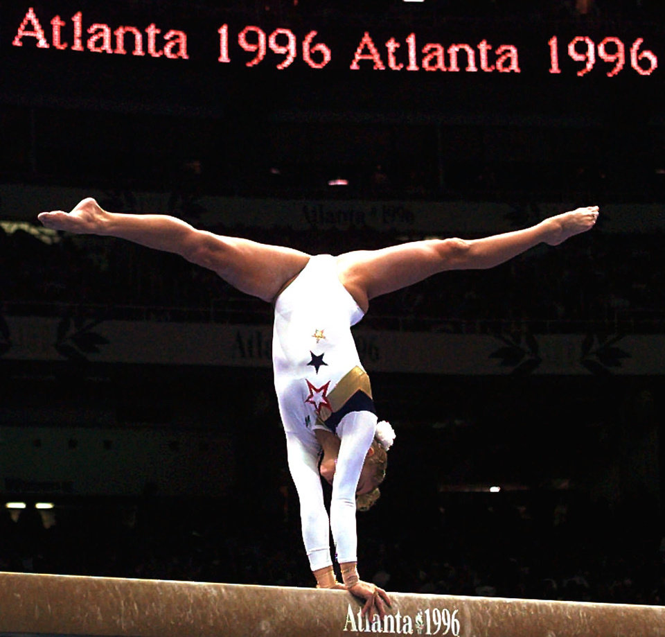 20 Years After Olympic Victories, Shannon Miller Advocates