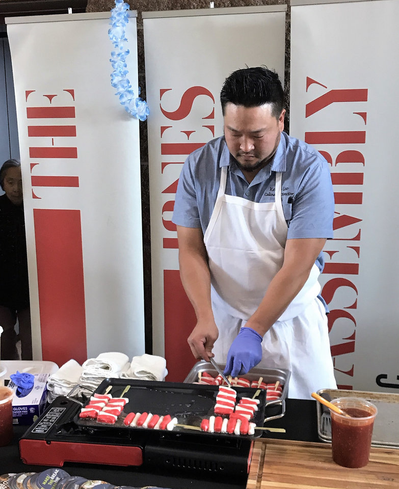 Photo - Chef Kevin Lee will be at the next Chef Fest at Super Cao Nguyen. [Dave Cathey/The Oklahoman]