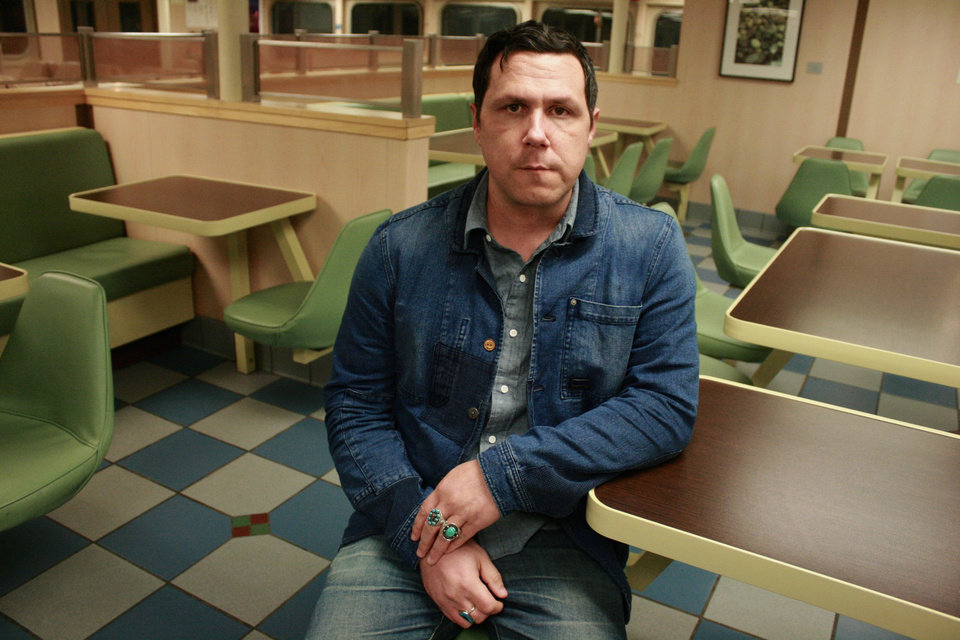 Photo -  Seattle-based songwriter Damien Jurado will visit Oklahoma for several concert dates during an early run of his 50 State Tour. The concert dates aim to put Jurado in cities and towns he's never played. [Photo provided]