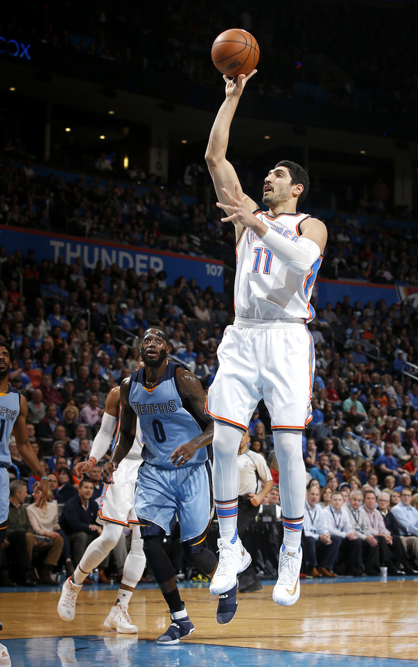 thunder  as offense blossoms  kanter keeps working