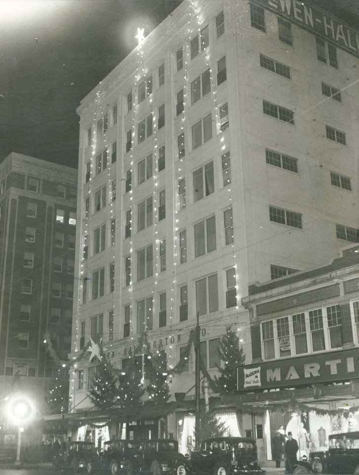 Local Librarian Seeks Photos Stories Of Old Oklahoma City Department Stores Article Photos