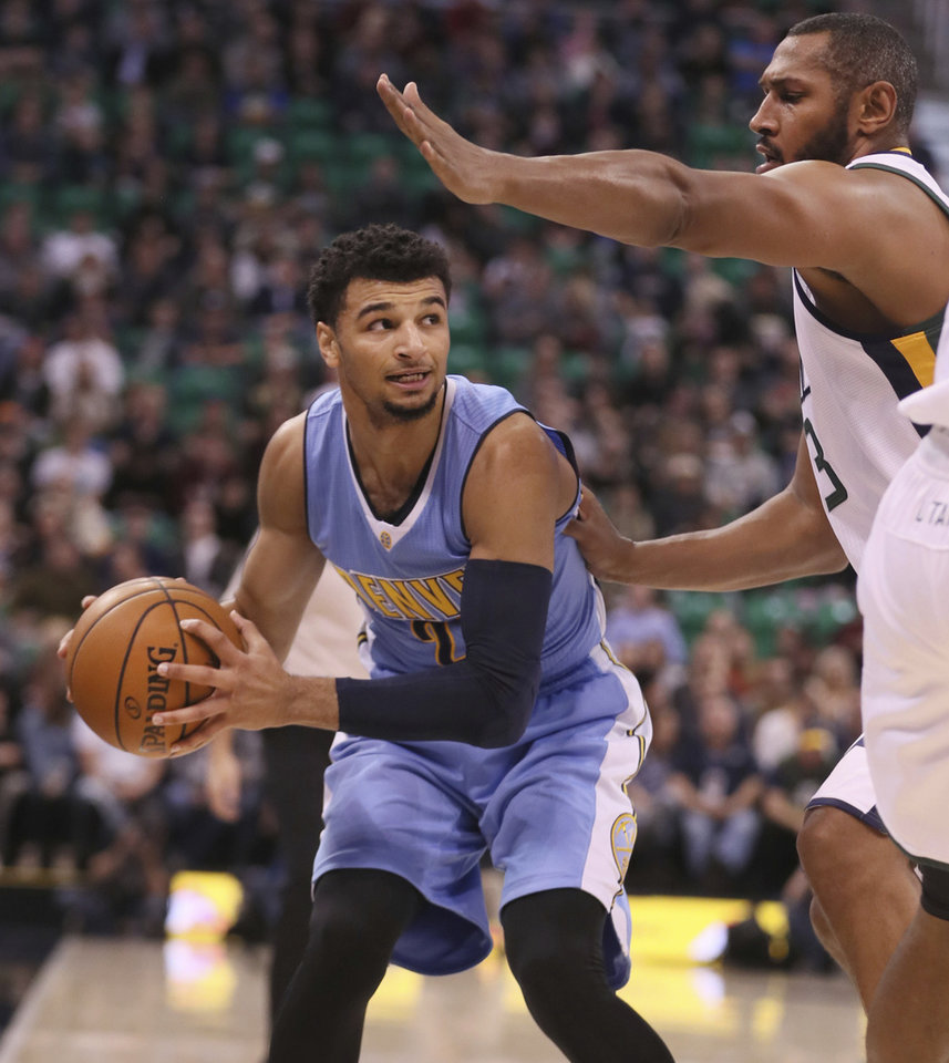 Nuggets Murray: Hill Scores 22 In Return, Jazz Beat Nuggets 108-83