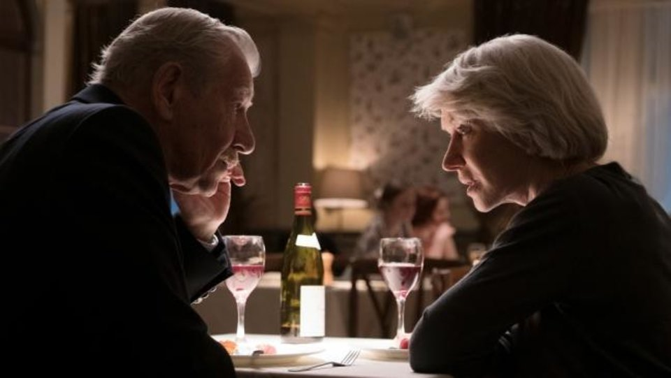 Photo -  Ian McKellen and Helen Mirren star in