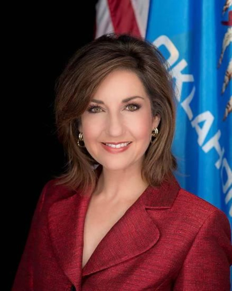 Photo - Joy Hofmeister, Oklahoma State Superintendent of Public Instruction