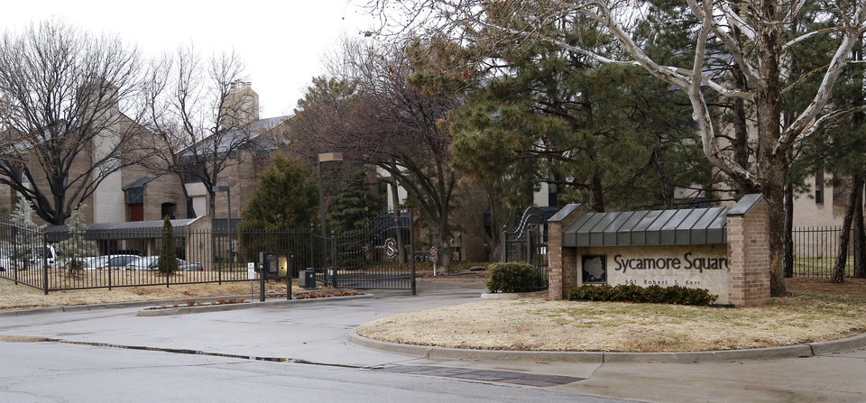 More apartments coming to downtown 39 s sycamore square news ok for Sycamore square