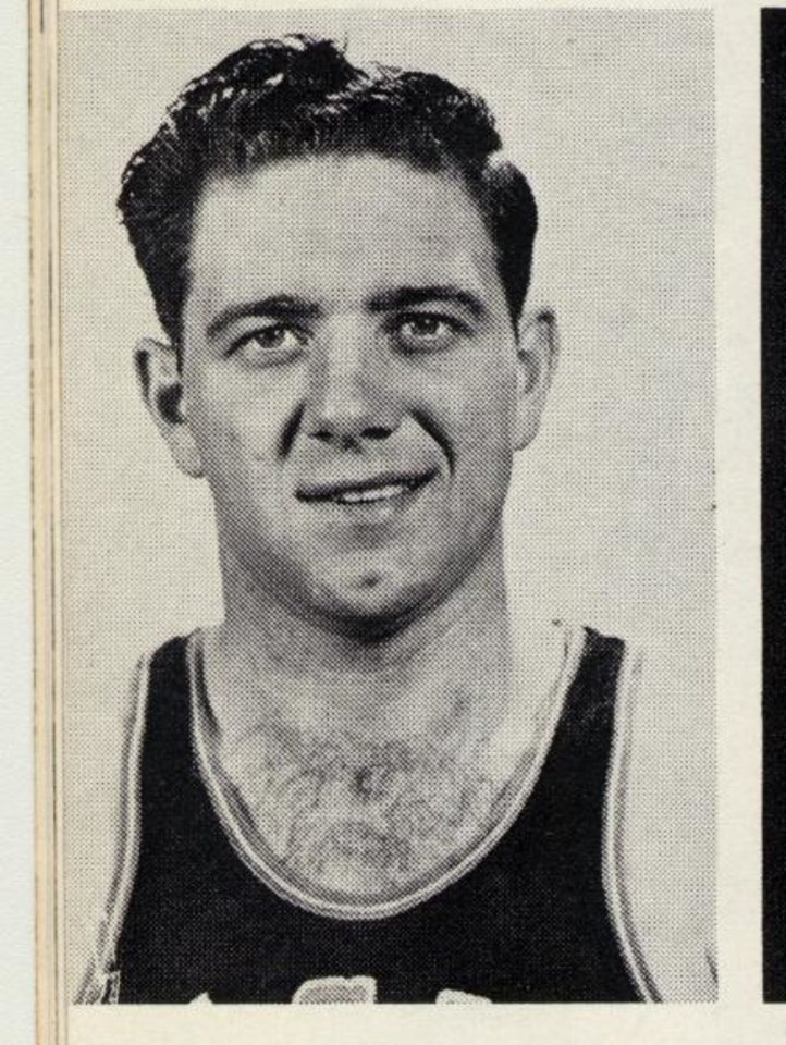 Photo - Former Oklahoma A&M All-American Gale McArthur died this week. He was 90. [Photo provided]