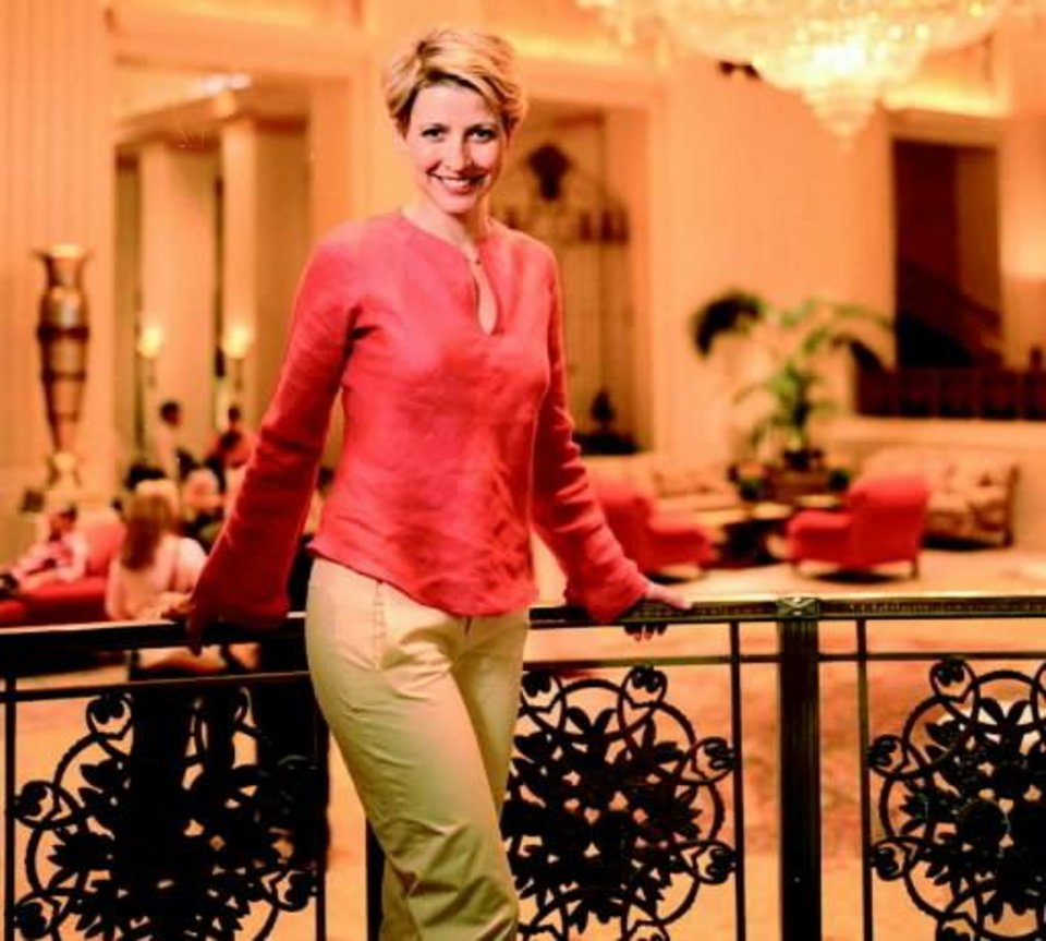 Samantha Brown Takes Travel Channel Viewers On A Tour Of Great Hotels