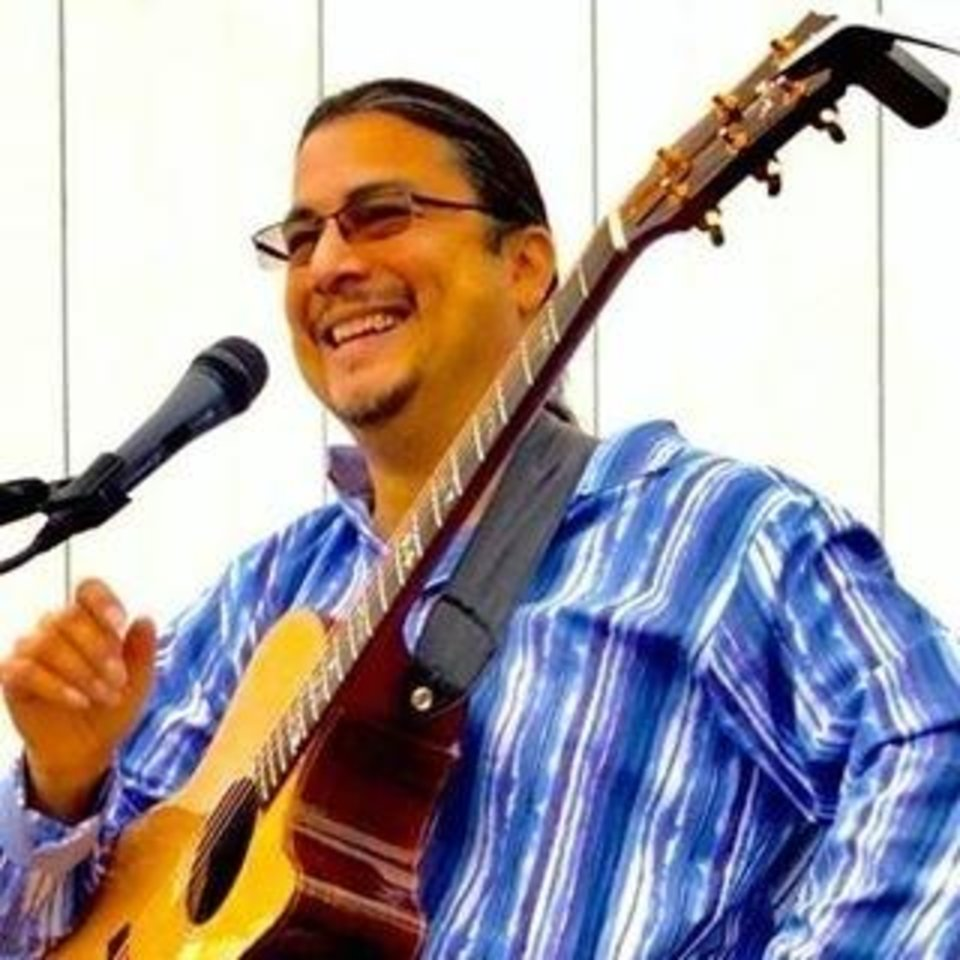 Photo -  Edgar Cruz will perform Sunday during an Elm Tree Concert at the Arcadia Round Barn. [PHOTO PROVIDED]