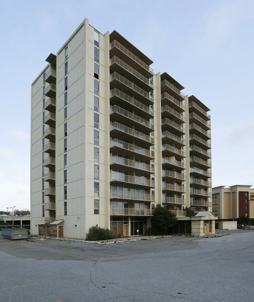 Owner Attempts To Revive Tiffany Apartments In Oklahoma City News Ok