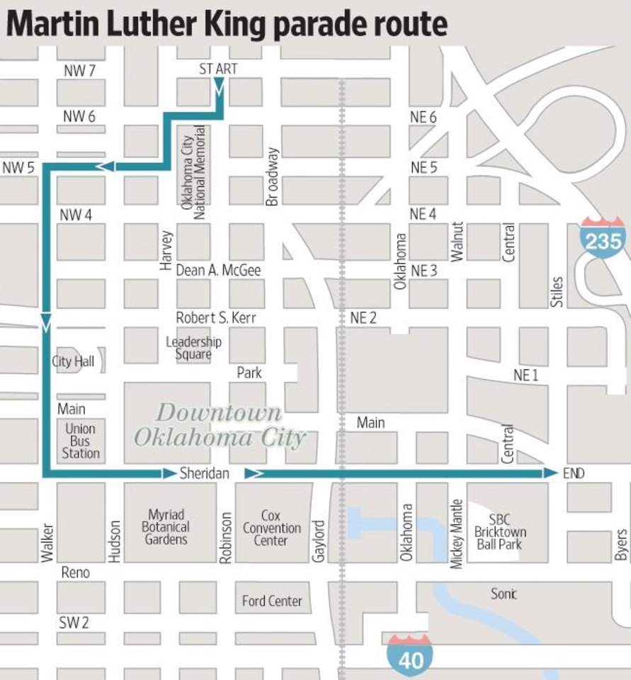 Martin Luther King Holiday in Oklahoma City | News OK