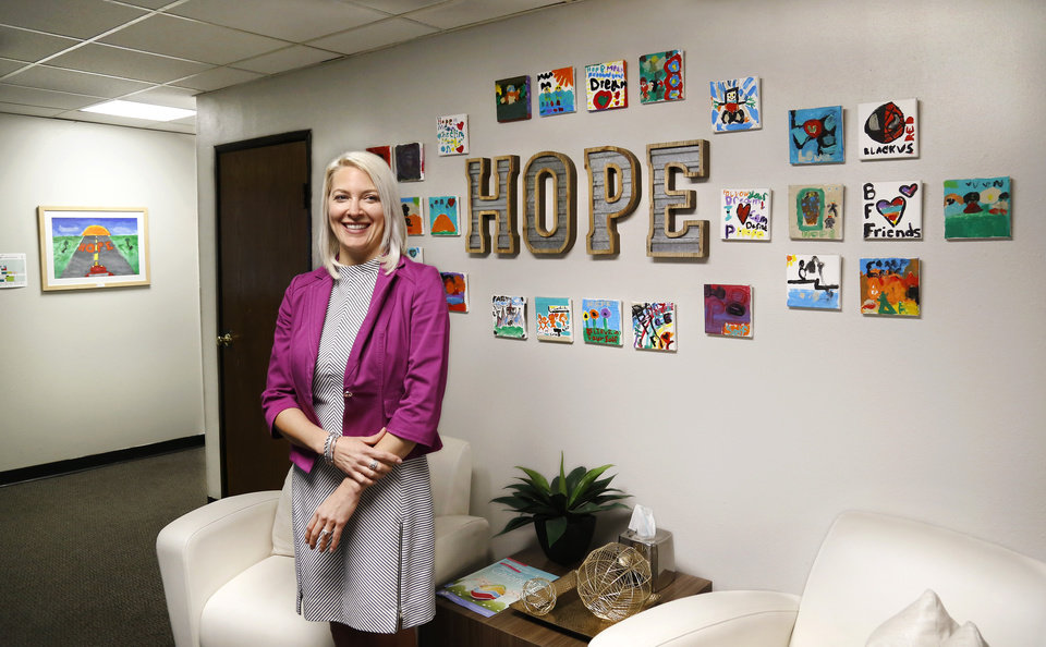Photo - Since its opening in February 2017, Palomar has provided services to more than 7,000 victims of domestic violence.