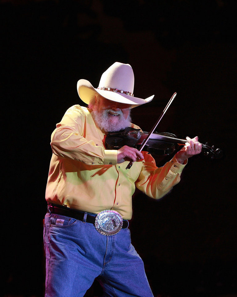 Entertainer Charlie Daniels And Wife Will Celebrate 50th Anniversary At Oklahoma State Fair Show