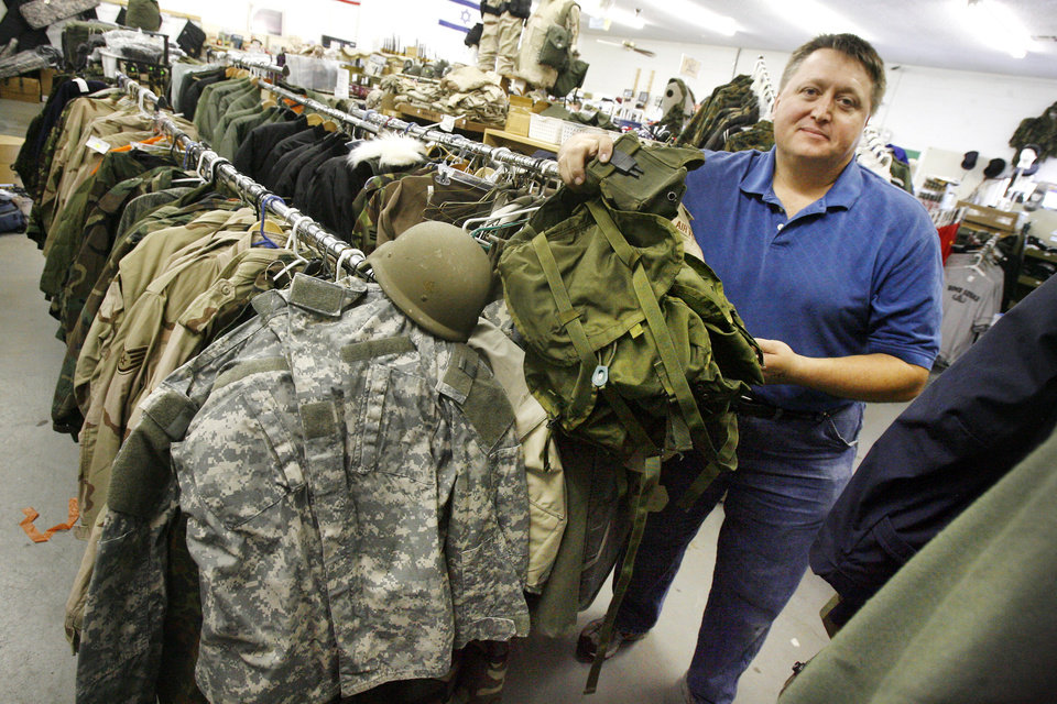 Us Army Surplus >> Ex Bridgestone Tire Plant Becomes Warehouse For Military Leftovers