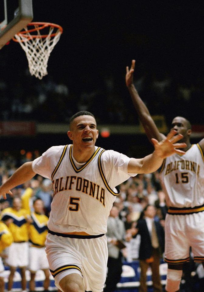 Photo - Former California point guard Jason Kidd AP ARCHIVE PHOTO