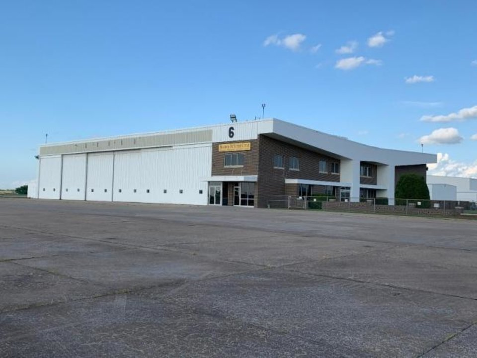 Photo -  FAA-certified aircraft repair station Avion Aero Holdings LLC is now open at Wiley Post Airport in Bethany.
