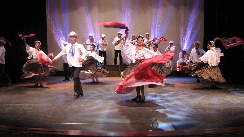 Photo - Renowned for itspresentation of authentic regional dances of Mexico under the direction of Silvia Lozano, Ballet Folclórico Nacional de Mexico will perform Feb. 13 at Edmond's Armstrong Auditorium. [Photo provided]