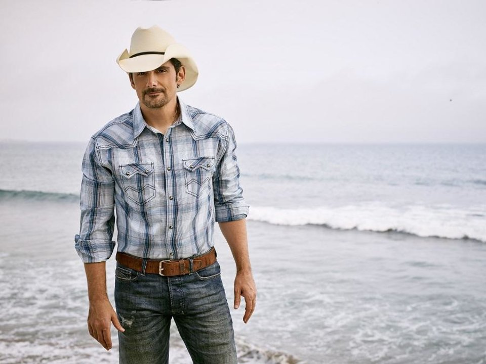 Photo - Brad Paisley [Jeff Lipsky photo]