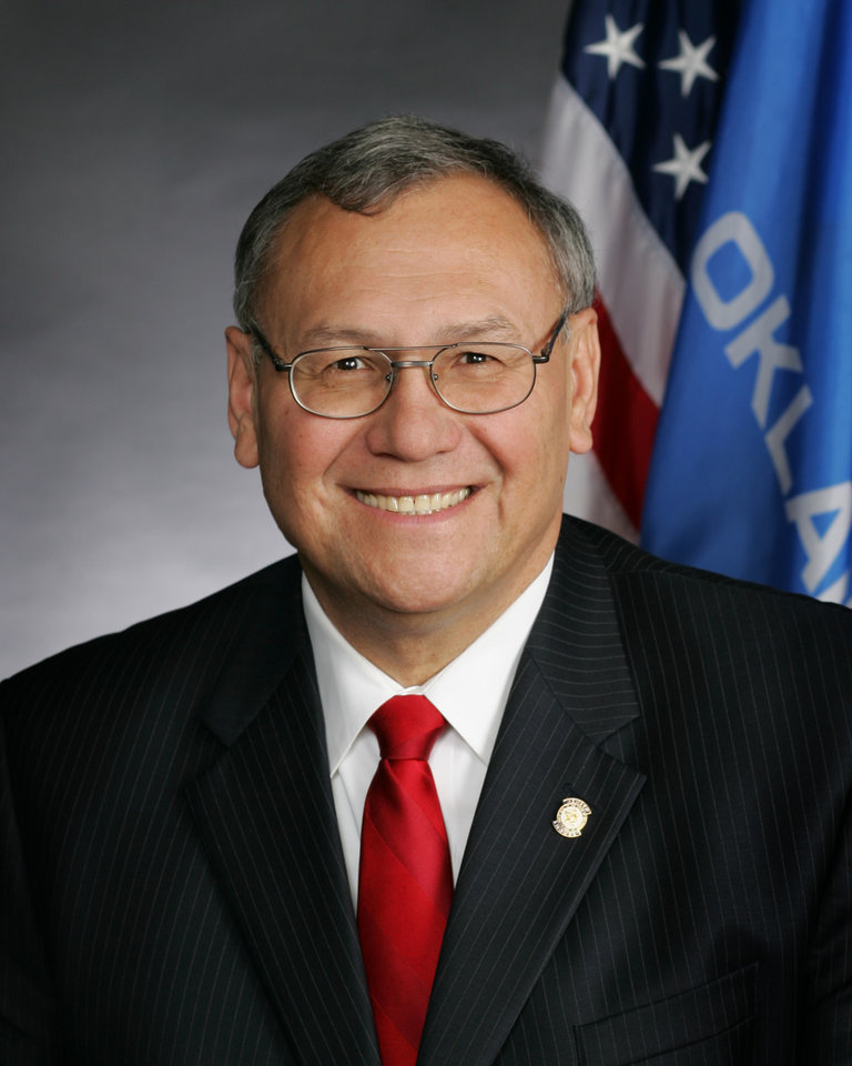Photo -  State Rep. Chuck Hoskin, D-Vinita