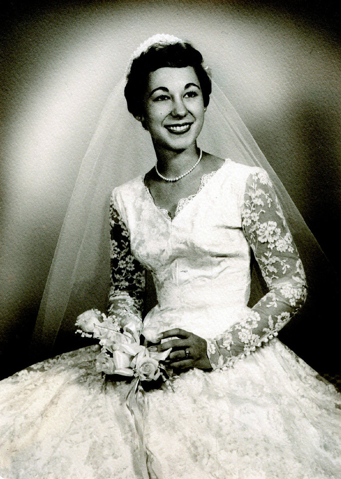 Her Wedding Gown Was Just That A Simple Combination Of The Tiers And Straight To Floor Style Seen In Ono Fawcetts Dresses