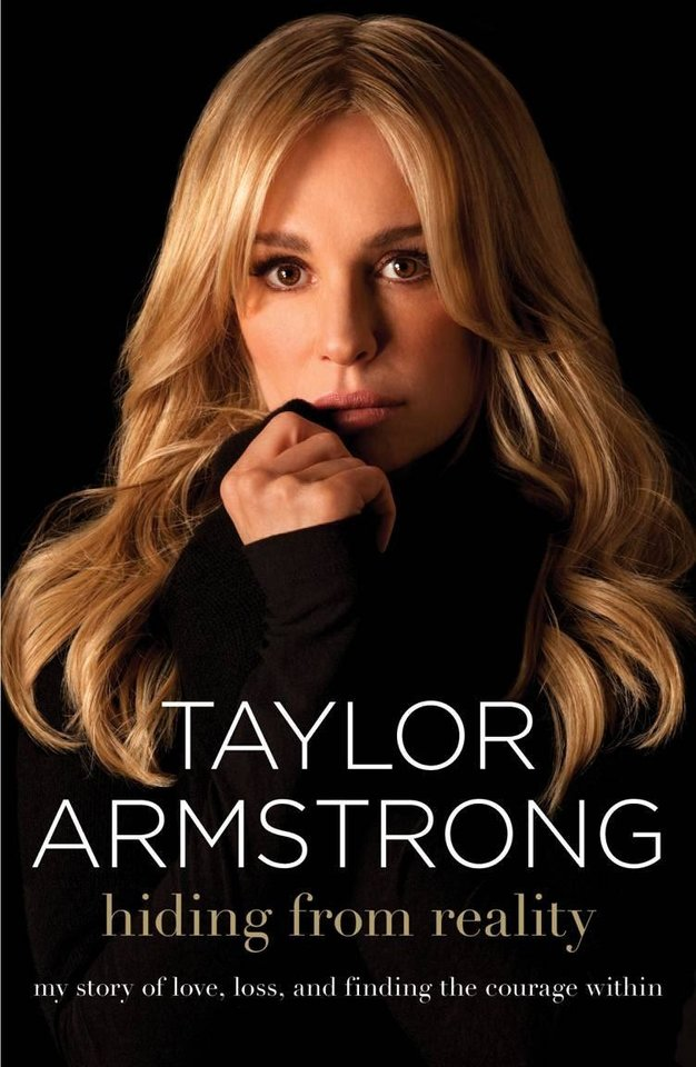 Photo - Taylor Armstrong's book