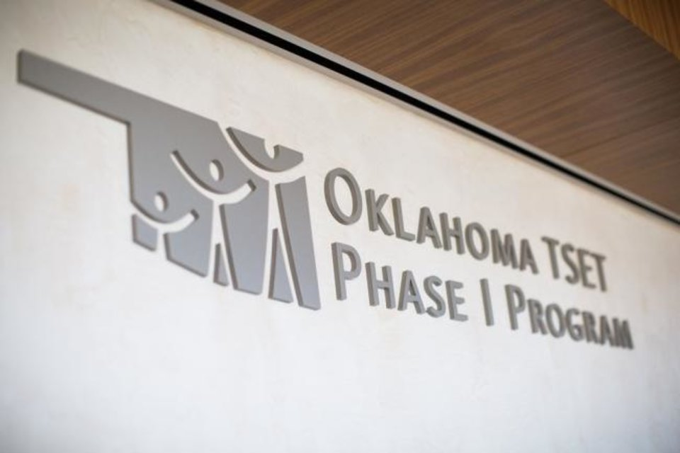 Photo -  The Oklahoma TSET Phase I Program is ranked among the Top 10 Phase I programs in the nation for the number of patients participating. [PHOTO PROVIDED]
