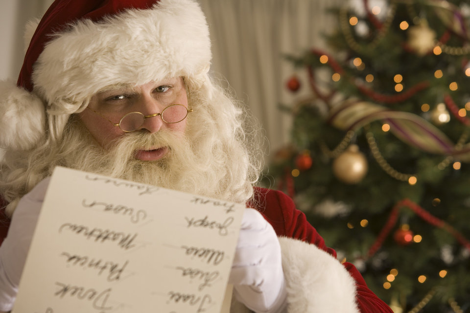 Photo - Can you check every one off your list while shopping at OKC stores? Photo: Thinkstock.