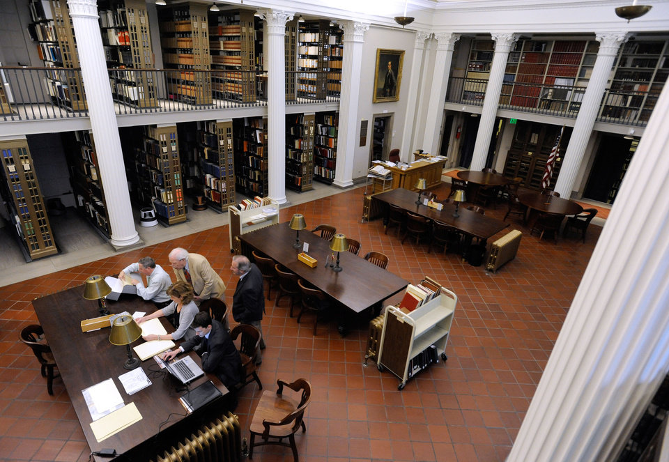 Stolen US Historical Documents Returned To Owners