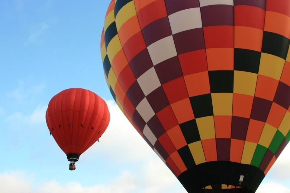 Photo -  https://www.facebook.com/poteauokballoonfest