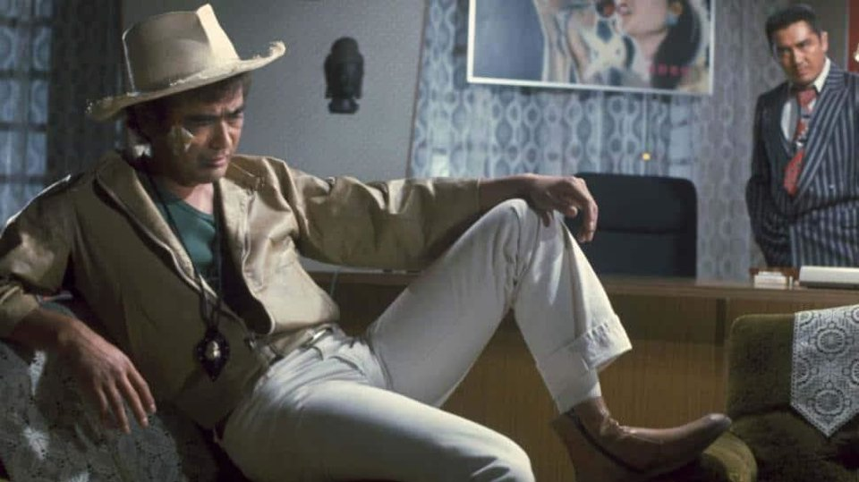 Photo - Martial arts legend Sonny Chiba stars in 1977's