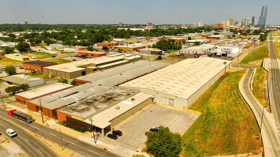 Photo -  LSB Industries Inc. earlier this year sold buildings it had long owned and occupied on 4.14 acres at 16 S Pennsylvania Ave. and moved into 20,418 square feet  of leased space in suites 450 and 500 in Atrium Towers, 3503 NW 63. [PHOTO PROVIDED BY ADEPT COMMERCIAL REAL ESTATE]