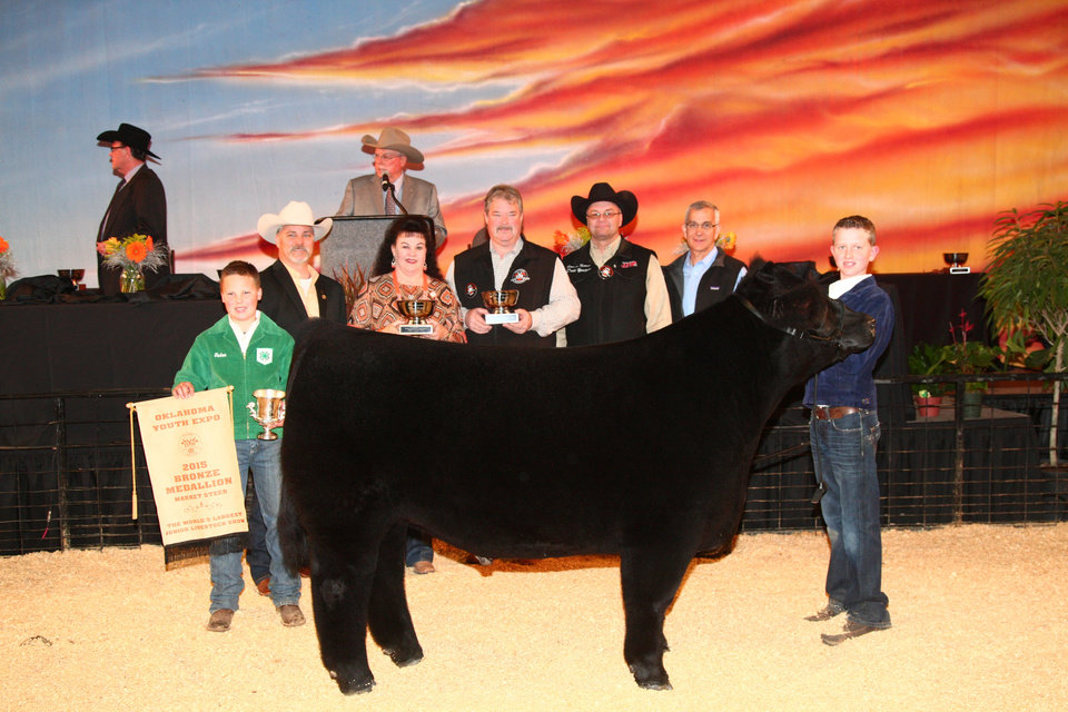 Byford Duncan Ok >> 100th Oklahoma Youth Expo crowns winners | News OK