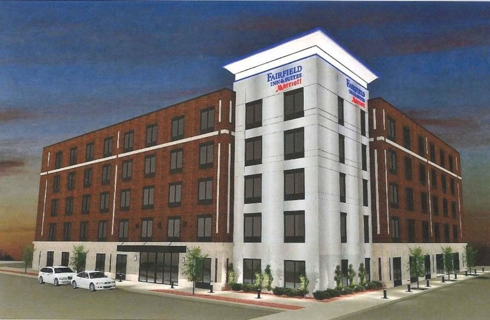 Downtown Oklahoma City Hotel Plans Cloud Future Of