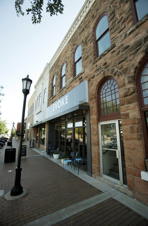 Edmond Building Is Oldest In Oklahoma County News Ok