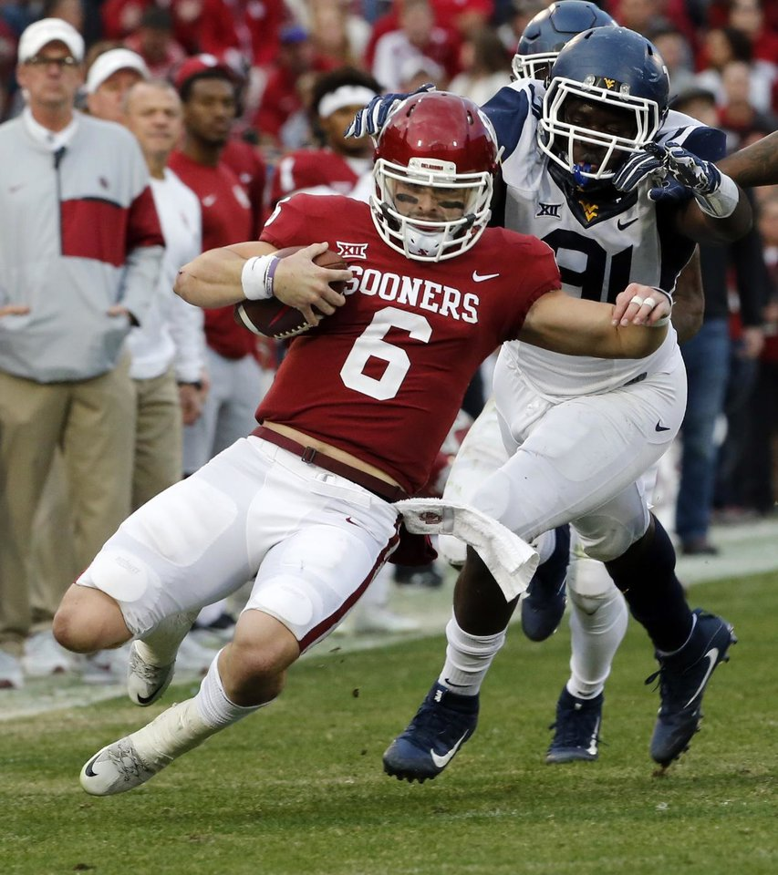 OU football: Baker Mayfield says good-bye to Owen Field with