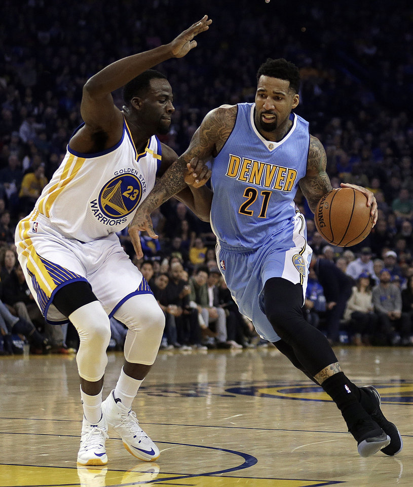 Denver Nuggets X Golden State Warriors: Draymond Green Triple-double Leads Golden State Past