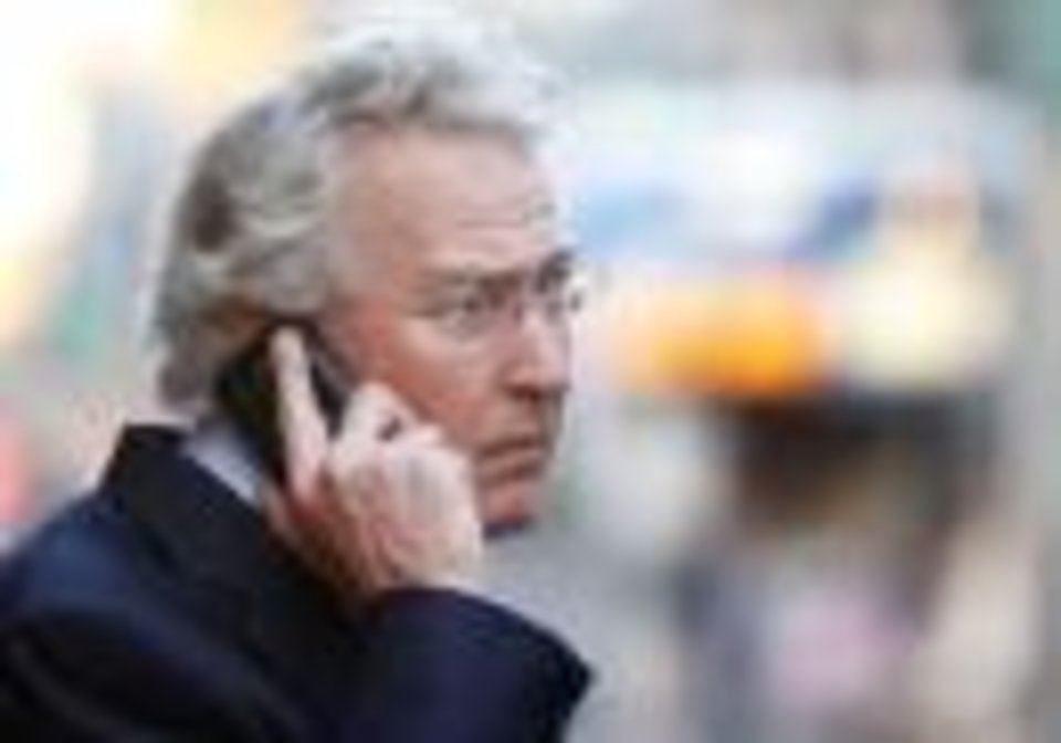 Photo - Chief Executive Officer, Chairman, and Co-founder of Chesapeake Energy Corporation Aubrey McClendon walks through the French Quarter in New Orleans, Louisiana March 26, 2012. REUTERS/Sean Gardner