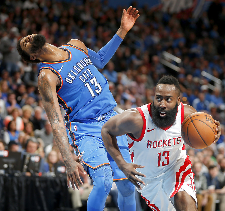 Houston Rockets Vs Okc: Oklahoma City Vs Houston Rockets