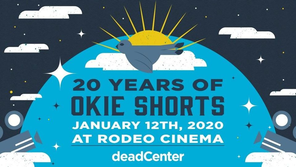 Photo - Oklahoma City's deadCenter Film Festival is celebrating 20 years of Okie Shorts with two free back-to-back screenings Saturday at Rodeo Cinema. [Poster image provided]