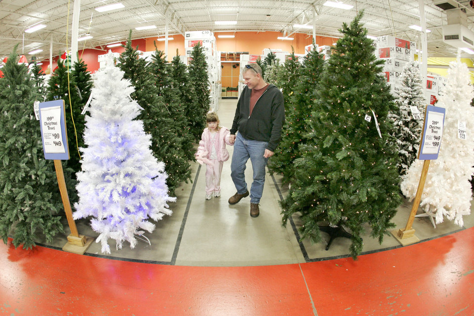 Oklahoma retailers get a leg up on Black Friday sales News OK
