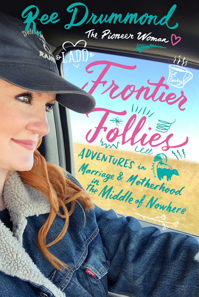 Photo - Frontier Follies book cover. PROVIDED PHOTO