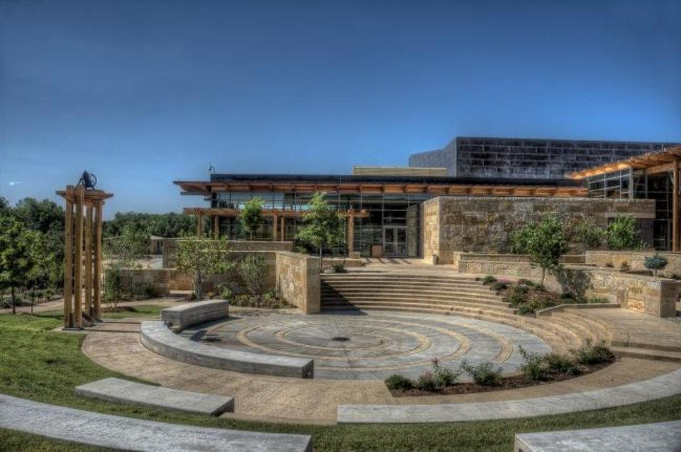 Photo -  FSB was the Chickasaw Nation's owner's representative  during planning, design and construction of the Chickasaw Cultural Center, which opened in 2010 in Sulphur. [PHOTO PROVIDED BY FSB]
