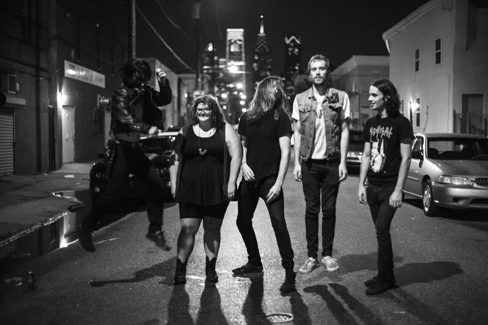 Photo -  Sheer Mag is returning to Oklahoma City after a 2016 performance at the Everything is Not O.K. festival. [Photo provided]