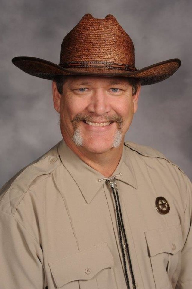 Photo - Tim is the head of security and new social media star for the National Cowboy & Western Heritage Museum. [Photo provided]